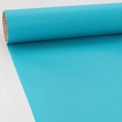 Adhésif au mètre mat bleu...