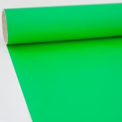 Sticker au mètre mat vert pomme