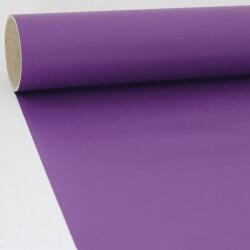 Sticker au mètre mat violet