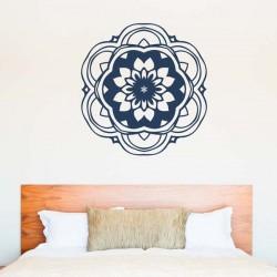 Mandala fleur dahlia
