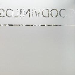 Sticker autocollant par mètres