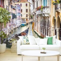 Déco murale gondole de Venise