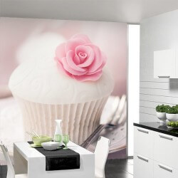 Papier peint cupcake