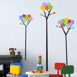 Sticker arbres pour les...