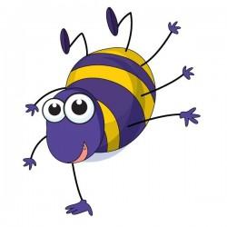 Adhésif bébé fourmi