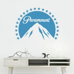 Sticker mural Paramount
